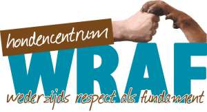 Logo hondencentrum WRAF